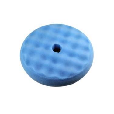 Boina De Polimento Com Dupla Face Azul 8 Pol 3m-Hb004142012