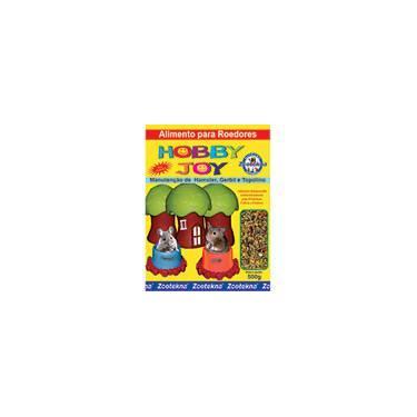 Hobby Joy - Ração p/ Hamster 500g - Zootekna