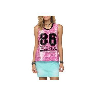 44e27a853 Camisa, Camiseta e Blusa R$ 40 a R$ 60 Regata Outras Estampas | Moda ...
