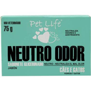 Sabonete Pet Life Neutro - 75 g