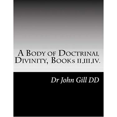 A Body Of Doctrinal Divinity Books II, III, IV.: 2