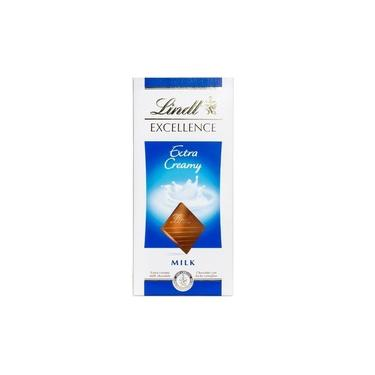 Chocolate Lindt Excellence Extra Creamy 100gr