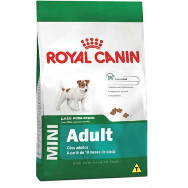 Ração Royal Canin Mini Adult para Cães Adultos de Raças Pequenas com 10 Meses - 2,5 Kg