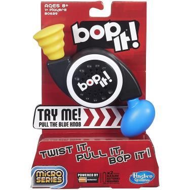 Imagem de Hasbro Gaming Bop It! Jogo Da Micro Série