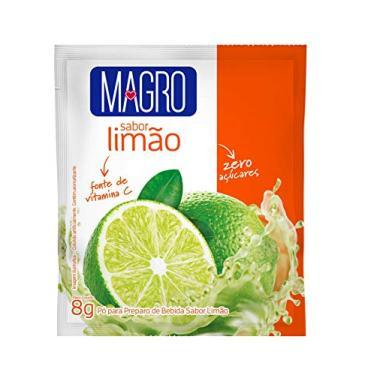 Refresco Magro Diet Limao 8G