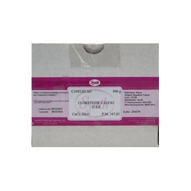 Cloreto de cálcio USP 500 g Synth