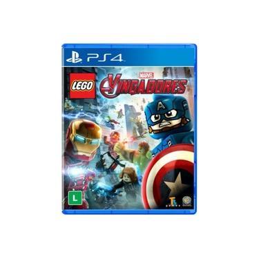 Lego Marvel Vingadores - PS4 (Dublado em Português)