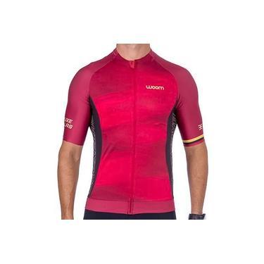 Camisa De Ciclismo Woom Supreme Bruxelas Masc Coleção 2021