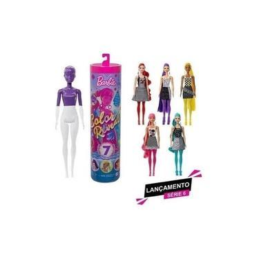 Imagem de Barbie Color Reveal Surpresa 7 Mattel