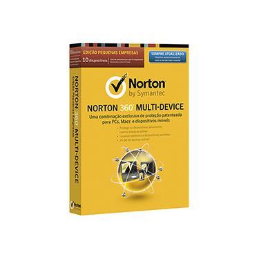 Norton Antivírus 360 Multi Device 2.0 - 10 Dispositivos/12 Meses
