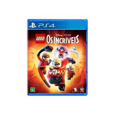 PS4 Lego Os Incríveis