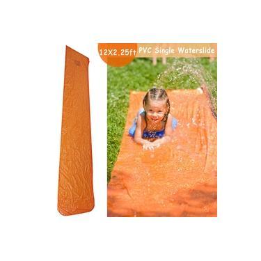 3.6 M Pessoa Única Corrediça Esteira Gramado para Crianças Jogos de Piscina de Verão Brinquedos Quintal Ao Ar Livre Skater Wongkuba