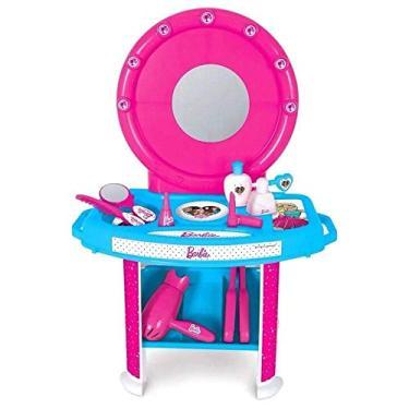 Imagem de Barbie Brinquedo Camarim da Barbie com Acessorios Cotiplas