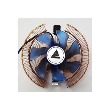 Cooler Para Processador Bluecase Amd/intel Alumínio Com Led