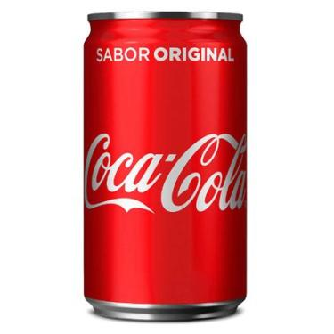 Refrigerante Coca Cola Lata 220ml Coca Cola