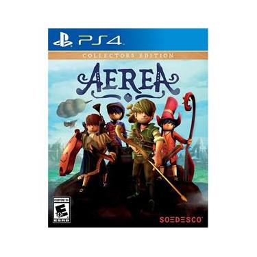 Aerea Collector`s Edition - PS4