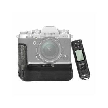 Baterry Grip Meike MK-XT3 Pro para FujiFilm X-T3 Mirrorless com Controle Remoto