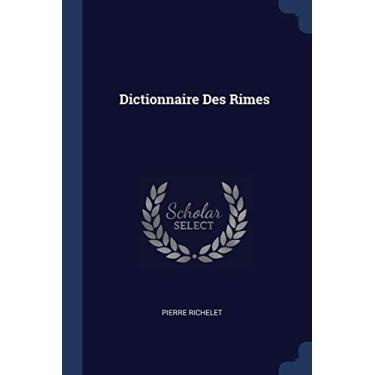 Dictionnaire Des Rimes