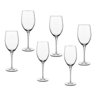 Conjunto 6 Taças Vinho Tinto 520 Ml Royale Luigi Bormioli