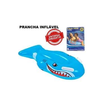 Boia Inflável Infantil Criança Modelo Prancha Tubarão Divertida
