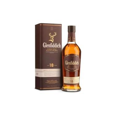 Whisky Glenfiddich 18 Anos Small Batch 700ml - Single Malt