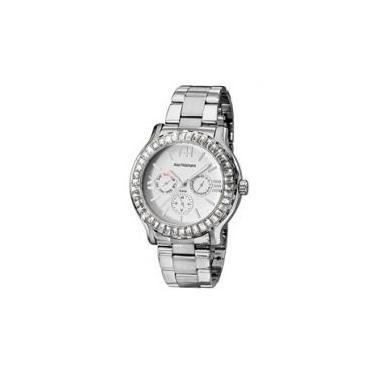 a837fa9124f Relógio Feminino Ana Hickmann Analógico - AH 30040 S