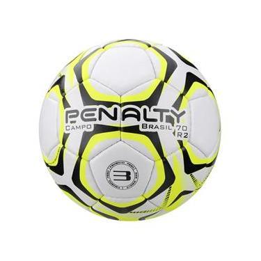 Bola de Futebol Campo Penalty Brasil 70 N3 R2 IX b6bbdef3ae8a7