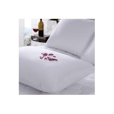 Imagem de Capa de Travesseiro Protetora Sleep Dry Impermeável 6 Peças