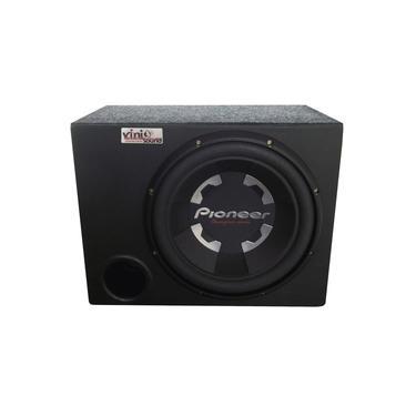 Caixa com Subwoofer Pioneer Ts-W300 12 Polegadas