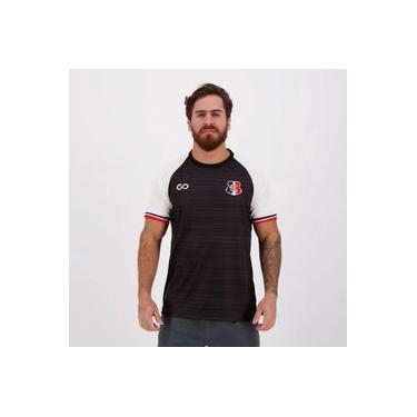 Camisa Cobra Coral Santa Cruz Line Tricolor