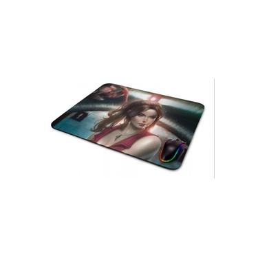 Mousepad Gamer Resident Evil 2 Claire Geek