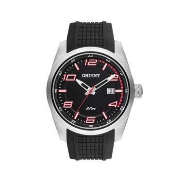 760333ba3db Relógio Masculino Analógico Orient Esportivo MBSP1020 PVPX - Preto