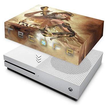Capa Anti Poeira para Xbox One S Slim - Recore