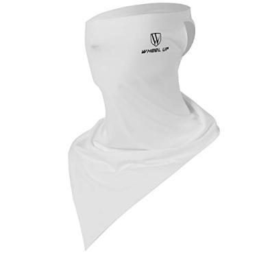 Lenço Triângulo, Romacci Tecido de gelo portátil Triangle Sports Scarf Máscara facial respirável Cool headband cobertura de proteção facial para ciclismo ao ar livre, camping, caminhadas, pesca