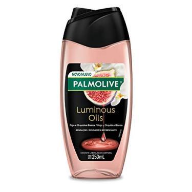 Sabonete Líquido Para o Corpo Palmolive Luminous Oils Sensação Refrescante 250Ml, Palmolive
