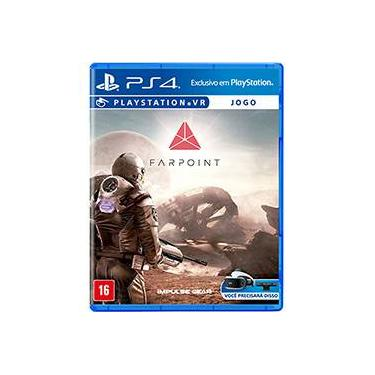 Game Farpoint - PS4 VR