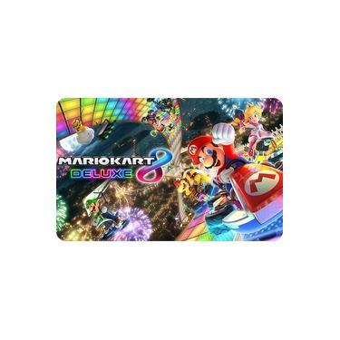 Gift Card Digital Mario Kart 8 para Nintendo Switch