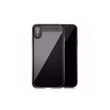 Capa Case Para Iphone Xs X Rock Clarity Premium Original