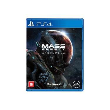 Mass Effect: Andromeda - PS4 - Versão em Inglês