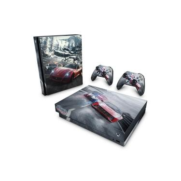 Skin Adesivo para Xbox One X - Need For Speed Rivals