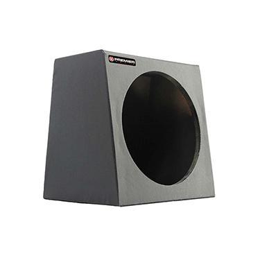 Caixa Premier Audio Selada para 1 Alto-Falante de 12