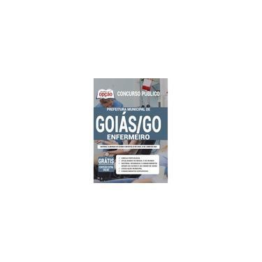Imagem de Apostila Prefeitura de Goiás - GO 2020 - Enfermeiro