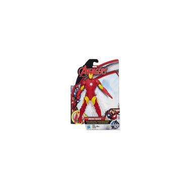 Imagem de Boneco Avengers Poderosos Homem de Ferro - Hasbro