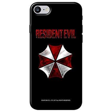 Capa Personalizada Apple iPhone 7 - Resident Evil Umbrella Corporation - RD04