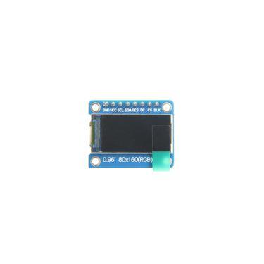 Display lcd 0.96inch tela de interface resolução spi 160x80 HD módulo ips com substituição do controlador embutido