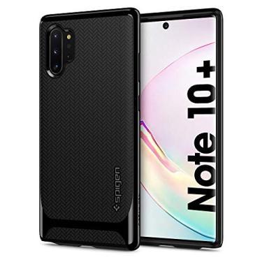 Spigen Capa Neo Hybrid Projectada para Samsung Galaxy Note 10 Plus - Preto