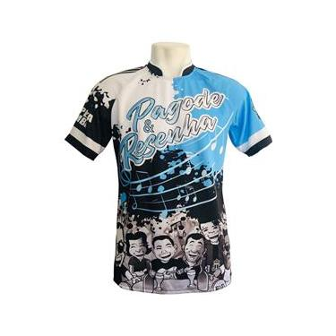 Imagem de Camisa/camiseta Pagode Pagodeiro e Samba de Raiz/Roda