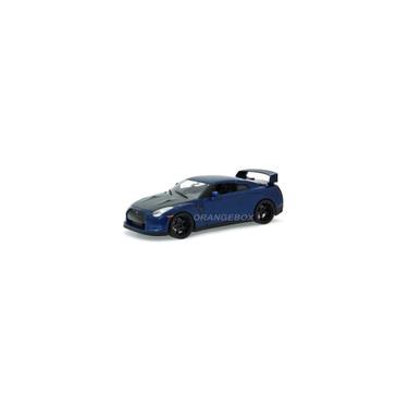 Imagem de Brian s Nissan gtr (R35) Velozes e Furiosos 7 Jada Toys 1:18