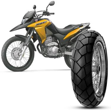 Pneu Moto Xre 300 Metzeler Aro 18 120/80-18 62s Traseiro Tourance