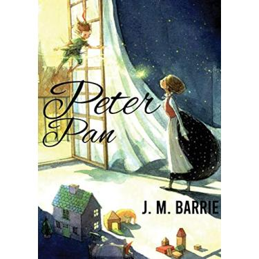 Peter Pan: A novel by J. M. Barrie on a free-spirited and mischievous young boy who can fly and never grows up